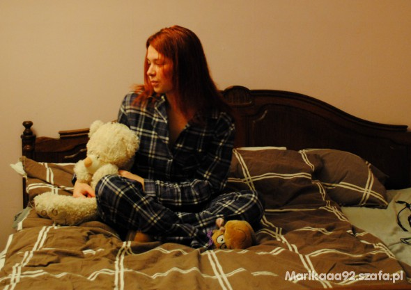 Do spania Cieplutka piżama