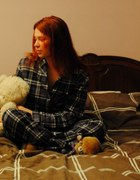 Cieplutka piżama