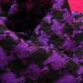 fioletowa chusta arafatka