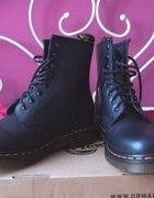 Czarne buty Dr Martens model 1460...