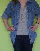 dżinsowa koszula Levis L