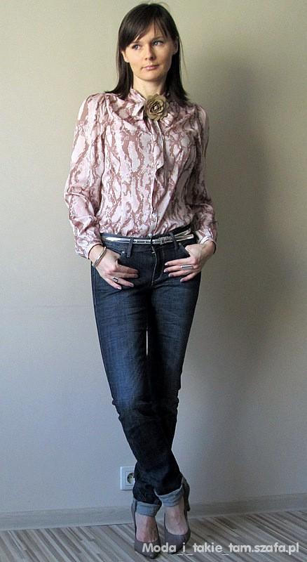 przepis na jeansy...