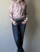 przepis na jeansy