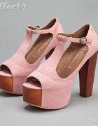 Piękne buciki Jeffrey Campbell