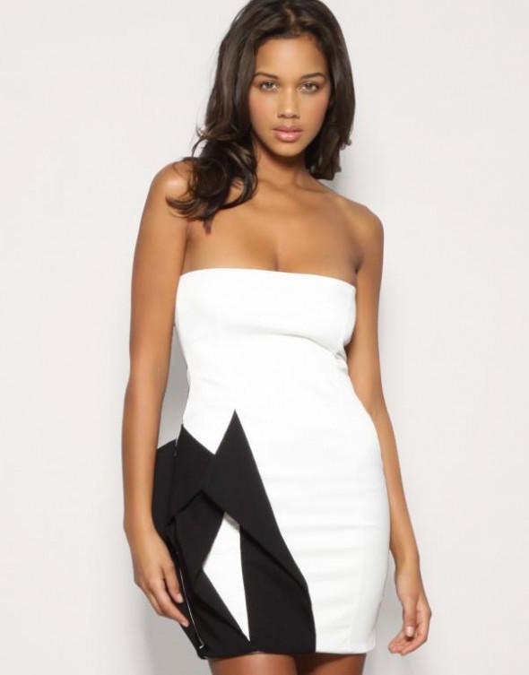 AQUA ASOS Wyjątkowa sukieneczka 34 na 36...