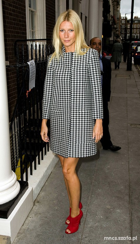 Mój styl Gwyneth Paltrow Pepitka