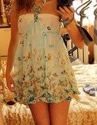 Sukienka letniazwiewna