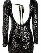 Przepiękna sukienka bez plecow