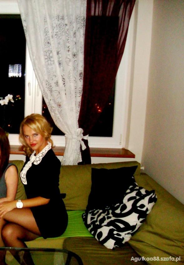Imprezowe Imprezowa mała czarna