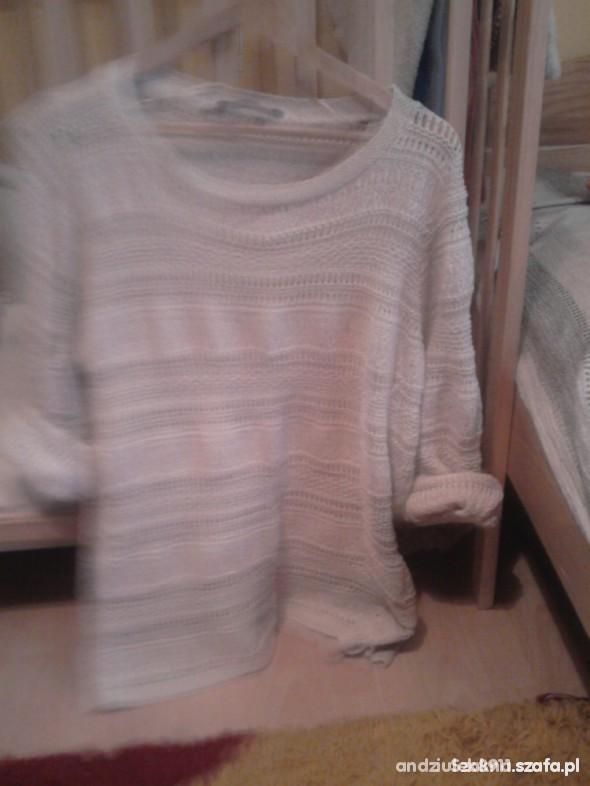 sweterek azurowy