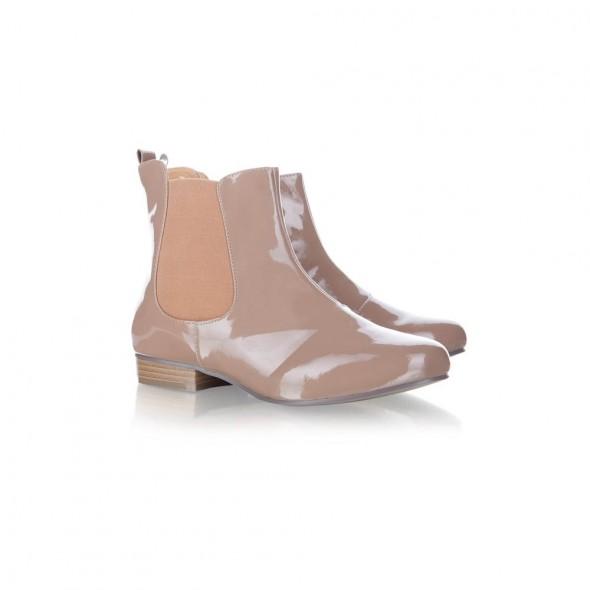 Chelsea Boots Nude DeeZee