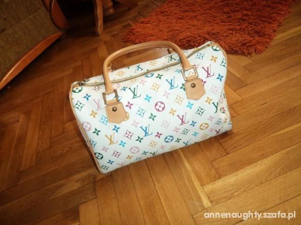 Torebki na co dzień torebka kuferek LV