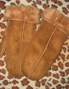 Moje rękawiczki...