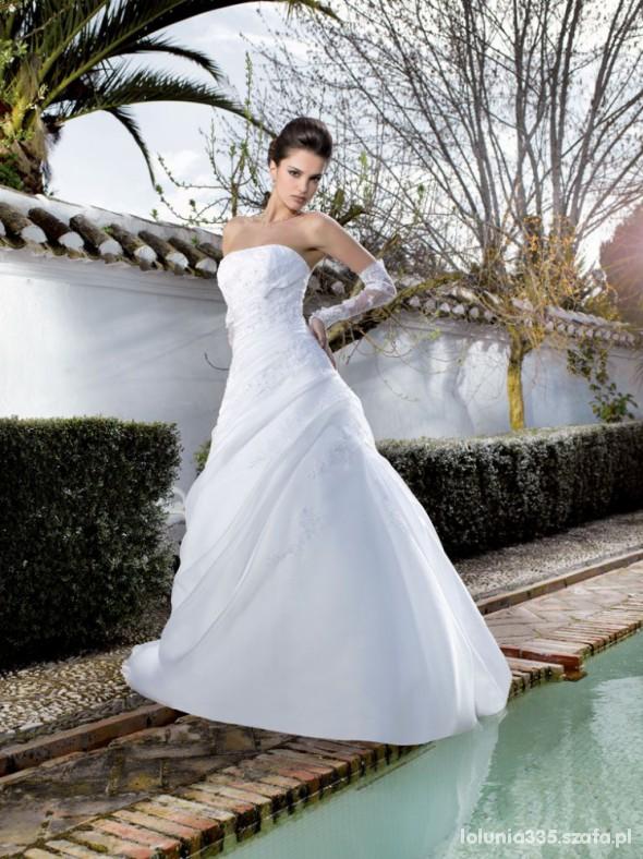 Moja wymarzona suknia ślubna...