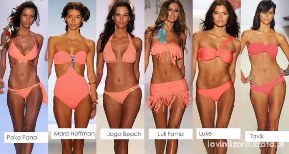 bikini inspiracja na lato
