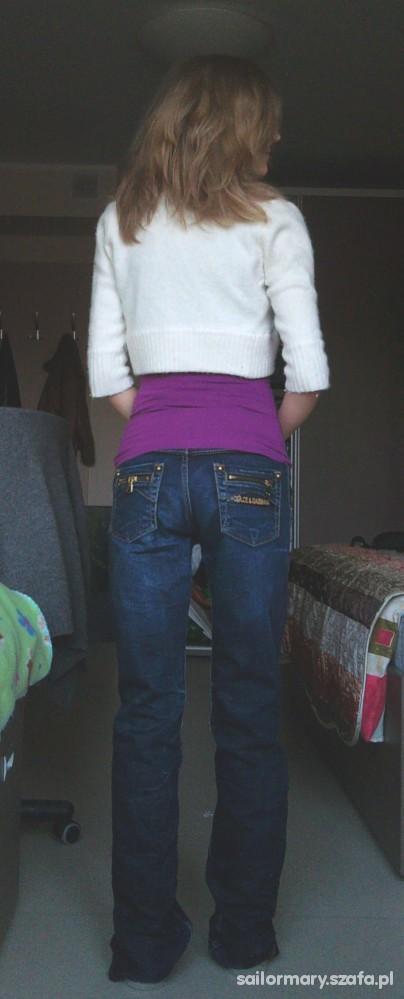 spodnie D&G