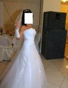 Moja suknia ślubna rozm 36...