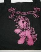Płócienna torba Pony