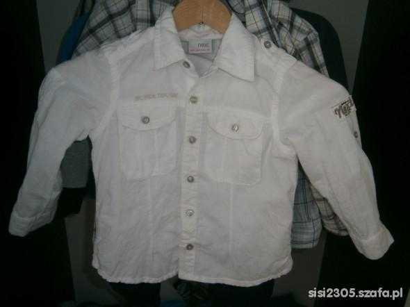 Koszulki, podkoszulki Koszula Next 23 lata