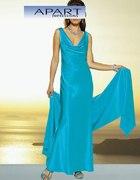 APART Jedwabna suknia 36...