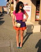 Spódnica kolory XS S