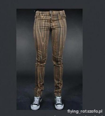 Drzewne spodnie Cheap Monday 38...