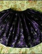 Spódniczka Violet Flowers...