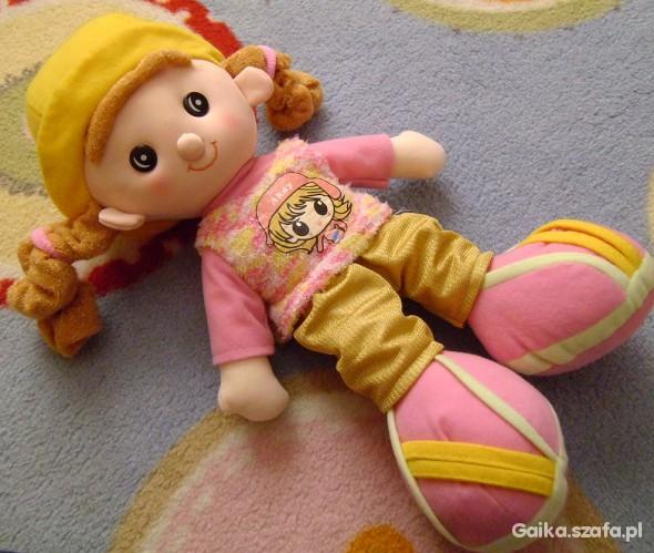 Zabawki Lalka szmaciana Akay
