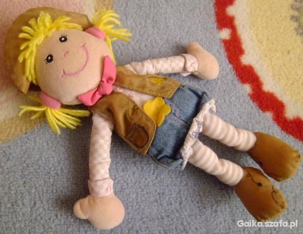 Zabawki Lalka szmaciana Kowbojka