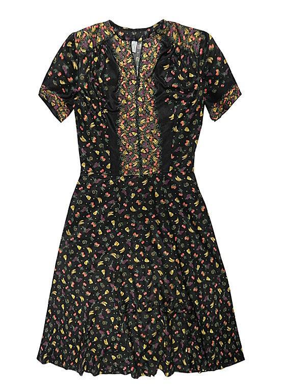 Suknie i sukienki Sukienka w warzywa