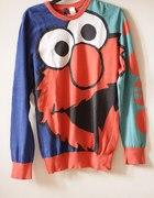 Sweter H&M Elmo