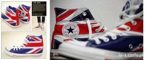 Converse 39 Flaga UK...