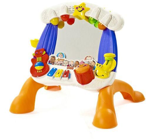 Zabawki FISHER PRICE muzyczne lusterko