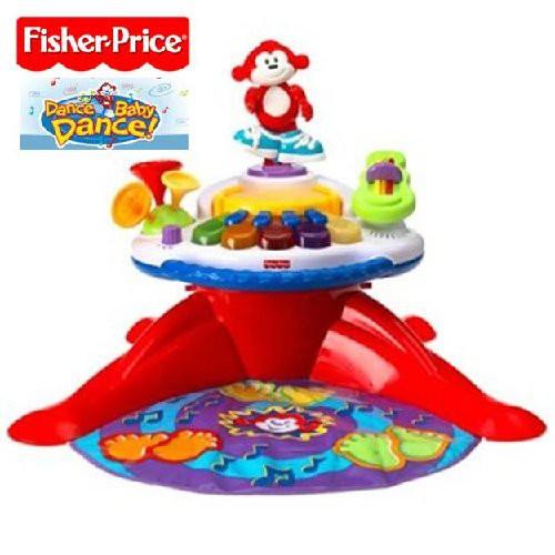 Zabawki FISHER PRICE TAŃCZĄCA MAŁPKA DANCE BABY DANCE