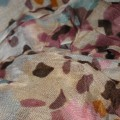pastelowa apaszka szaliczek