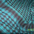 Arafatki fioletowa i morska