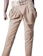 Spodnie alladynki bryczesy