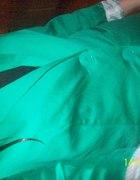 Moja piękna nowa zielona marynarka