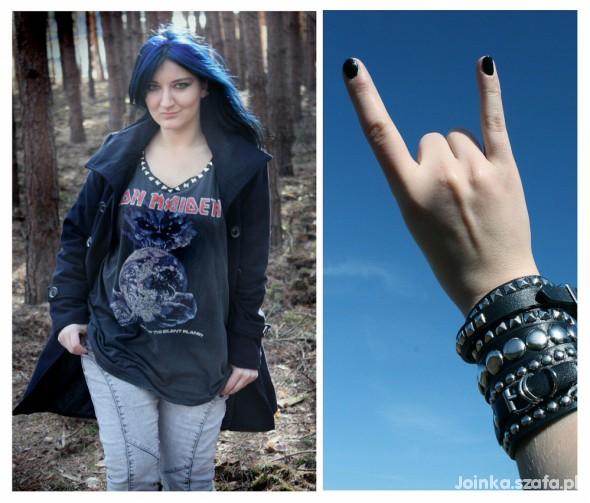 Mój styl Heavy Metalowa wiosna