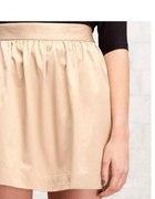 Kloszowana spódnica z kieszeniami...
