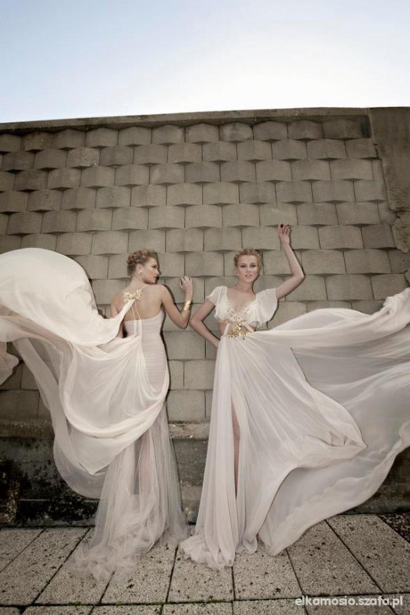 Romantyczne Haute couture