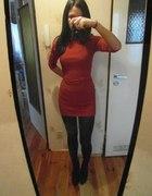 cegiełkowa sukienka