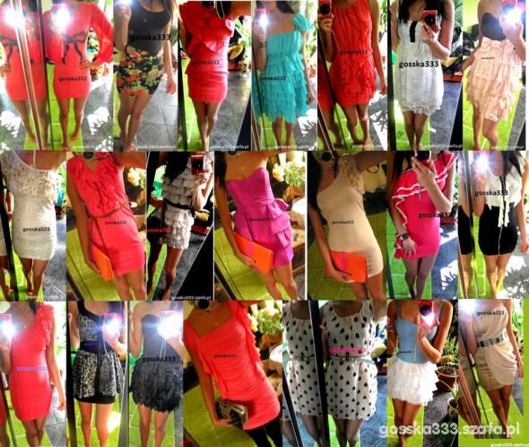 Na specjalne okazje 21 sukienek