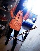 Neonowa pomarańcza