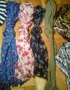 Moje chustki i apaszki
