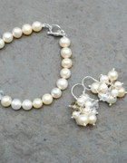perły z kryształami