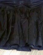 spódniczka zip czarna reserved...