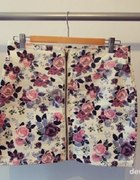 H&M zip floral