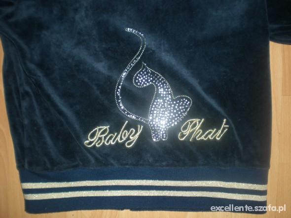 Baby phat niebieska
