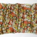 nowy szal apaszka kwiatowa
